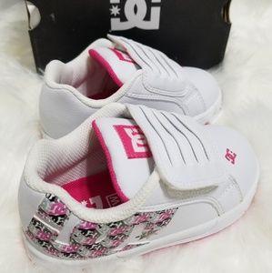 NWOT DC Kids-Girls Shoes
